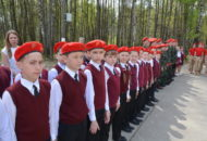 27 учащихся МБОУ Школа7 вступили в ряды