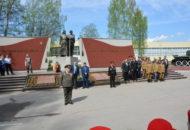 Приветственное слово Ведущего специалиста Управления образования подполковника Шадрина А.И.