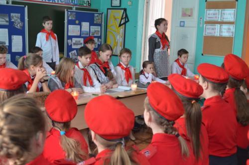 Дети Ленинграда Литературно-музыкальная гостиная МБОУ Школа №3