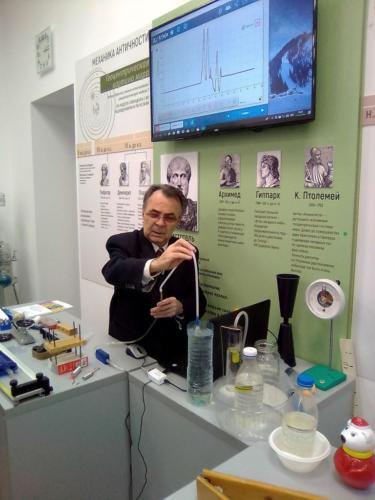 В Нижегородскай радиолаборатории создана уникальная физическая лаборатория